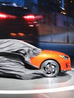 Nouveautés auto