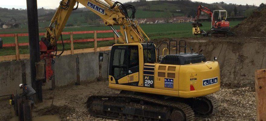 Le matériel adéquat pour les chantiers