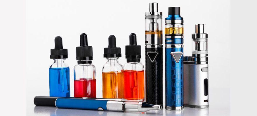 Consulter une boutique en ligne pour l'achat d'une cigarette électronique