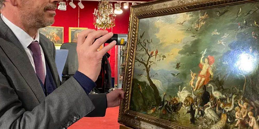 Comment estimer un tableau de peinture ?