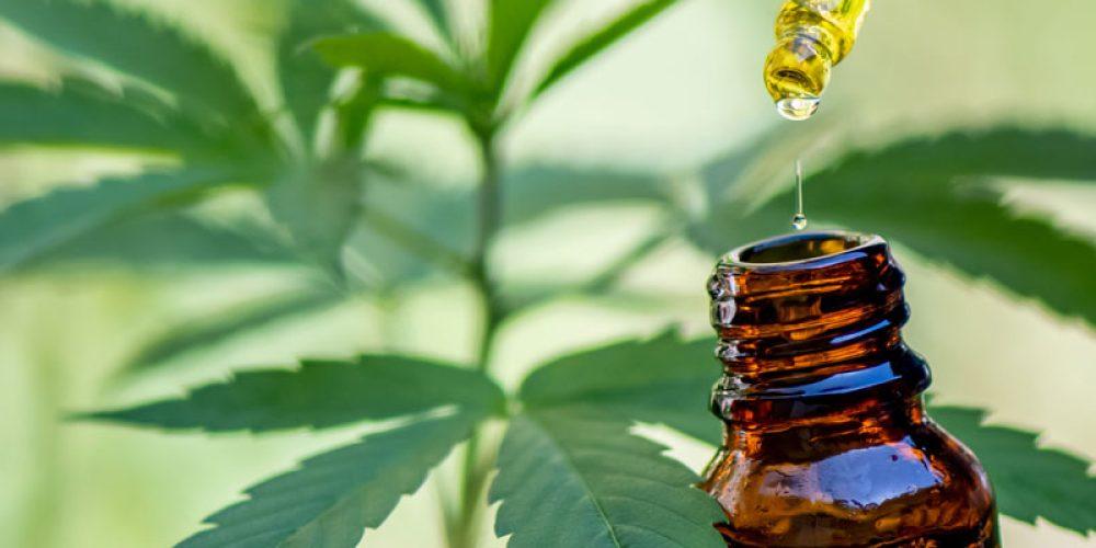 Se soigner avec de l'huile de CBD