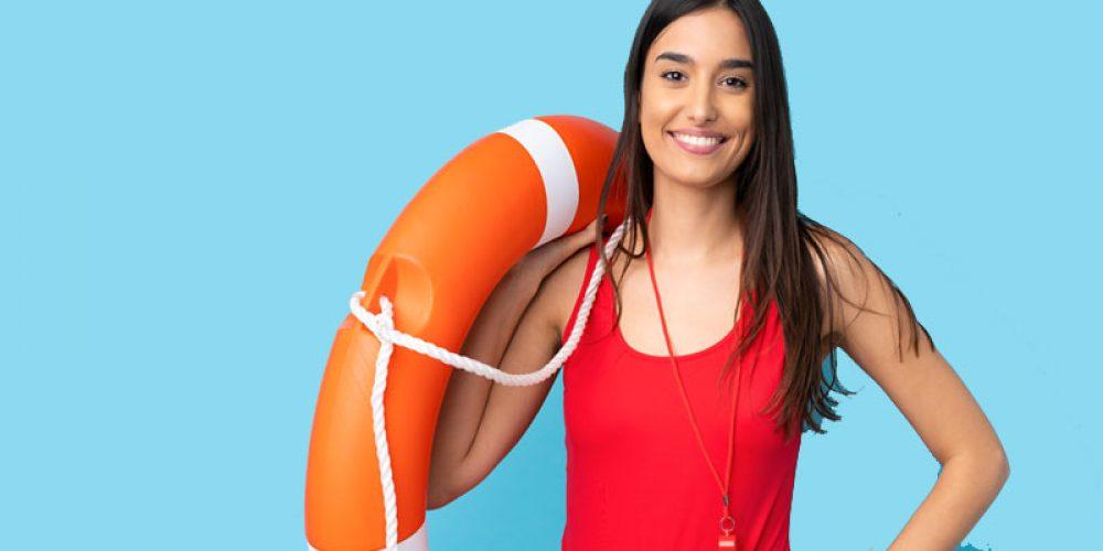 Suivre une formation pour devenir maitre nageur sauveteur